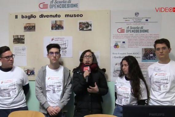 I Garibaldi's Watchers protagonisti di un'intervista