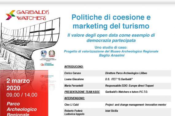 Politiche di coesione e marketing del turismo