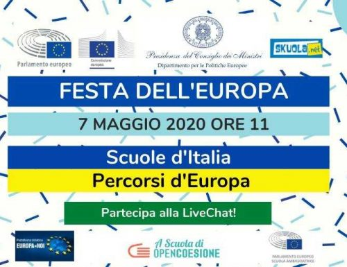 """Uniti per l'Europa"". I Garibaldi's Watchers festeggiano in streaming l'Europa."