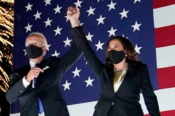 L'elezione di Joe Biden vista dalla UE: luci ed ombre