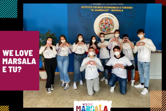 We love Marsala e tu?