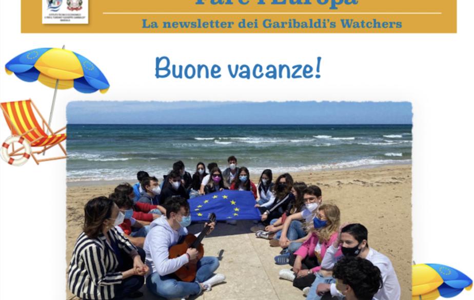 Newsletter mese di Maggio
